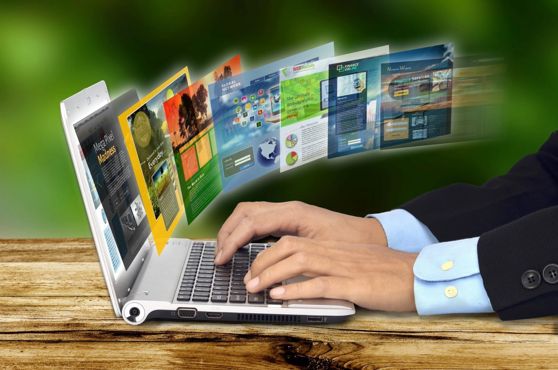 Websites for business in Maryland